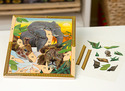 Safari Petite Peel & Press Sticker by Numbers Party Favor