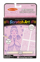 On the Go Scratch Art: Learn-to-Draw Pad - Princesses