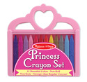 Princess Crayon Set