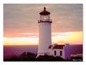 Lighthouse Dawn Cardboard Jigsaw - 300 Pieces