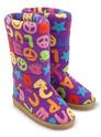 Beeposh Ricky Boot Slippers (M)