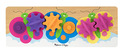 Fluttering Butterflies Gears Toddler Toy