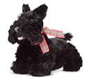 Maxwell Scottie Puppy Dog Stuffed Animal
