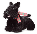 Maxwell Scottie Puppy Dog Stuffed Animal
