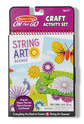 On-the-Go Crafts - String Art Scenes Activity Set