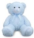 Blue Cotton Candy Teddy Bear Stuffed Animal
