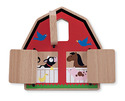 Peek-a-Boo Barn Baby & Toddler Toy