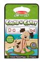Color N Carry Travel Activity Book - Animals