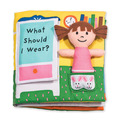 Soft Activity Book-What Should I Wear?