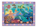 Mermaid Reef Peel & Press Sticker by Numbers