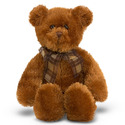 Bronzer Teddy Bear Stuffed Animal