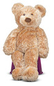 Nutmeg Teddy Bear Stuffed Animal