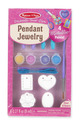 Decorate-Your-Own Pendant Jewelry