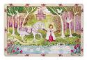 Pastoral Princess Wooden Jigsaw Puzzle - 96 Pieces