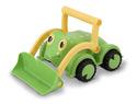 Froggy Bulldozer Toy