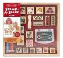 Stamp-a-Scene Farm