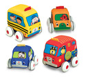 Pull-Back Vehicles Baby and Toddler Toy