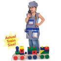 Train Engineer's Dream Play Set