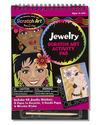 Scratch Art® Activity Pad - Jewelry