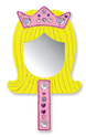 Decorate-Your-Own Princess Mirror