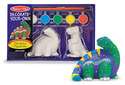 Decorate-Your-Own Dinosaur Figurines