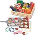Dinner and Dessert Play Food Set