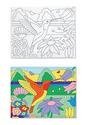 Canvas Creations - Hummingbird