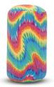 Beeposh Rainbow Bolster Pillow