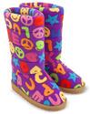 Beeposh Ricky Boot Slippers (XL)