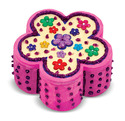 Decorate-Your-Own Wooden Flower Chest