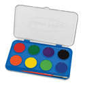 Jumbo Watercolor Paint Set (8 colors)
