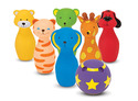 Bowling Friends Preschool Playset