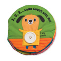 Soft Activity Book - 1,2,3...Come Count with Me