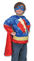 Super Hero Role Play Costume Set