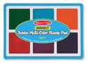 Jumbo Multi-Color Stamp Pad