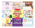 Reusable Sticker Pad - Play House!