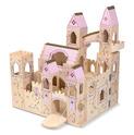 Folding Princess Castle