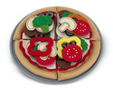 Felt Play Food - Pizza Set