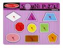 Shapes Sound Puzzle - 9 Pieces