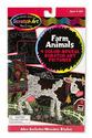 Scratch Art® Color-Reveal Pictures - Farm Animals