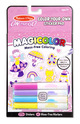 Magicolor - On the Go - Color-Your-Own Sticker Pad Pink