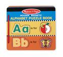 Alphabet Puzzle Book