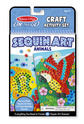 On-the-Go Crafts - Sequin Art - Animals