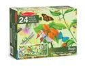 Bugs Floor Puzzle - 24 Pieces