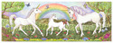 Unicorn Glade Floor Puzzle - 48 pieces