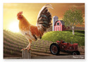 Sunrise Farm Cardboard Jigsaw - 100 Pieces