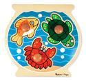 Fish Bowl Jumbo Knob - 3 Pieces