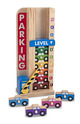 Wooden Stack & Count Parking Garage