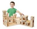 Folding Medieval Castle