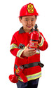 Fire Chief Role Play Costume Set